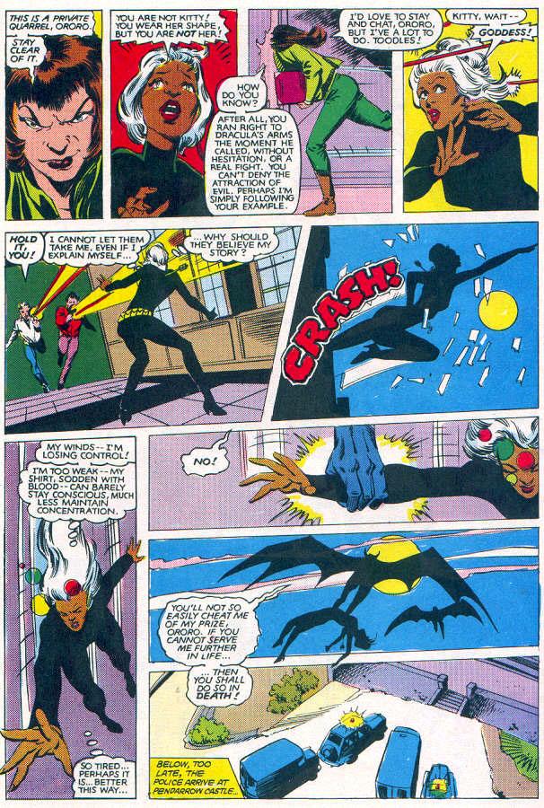 Read online Uncanny X-Men (1963) comic -  Issue # _Annual 6 - 22