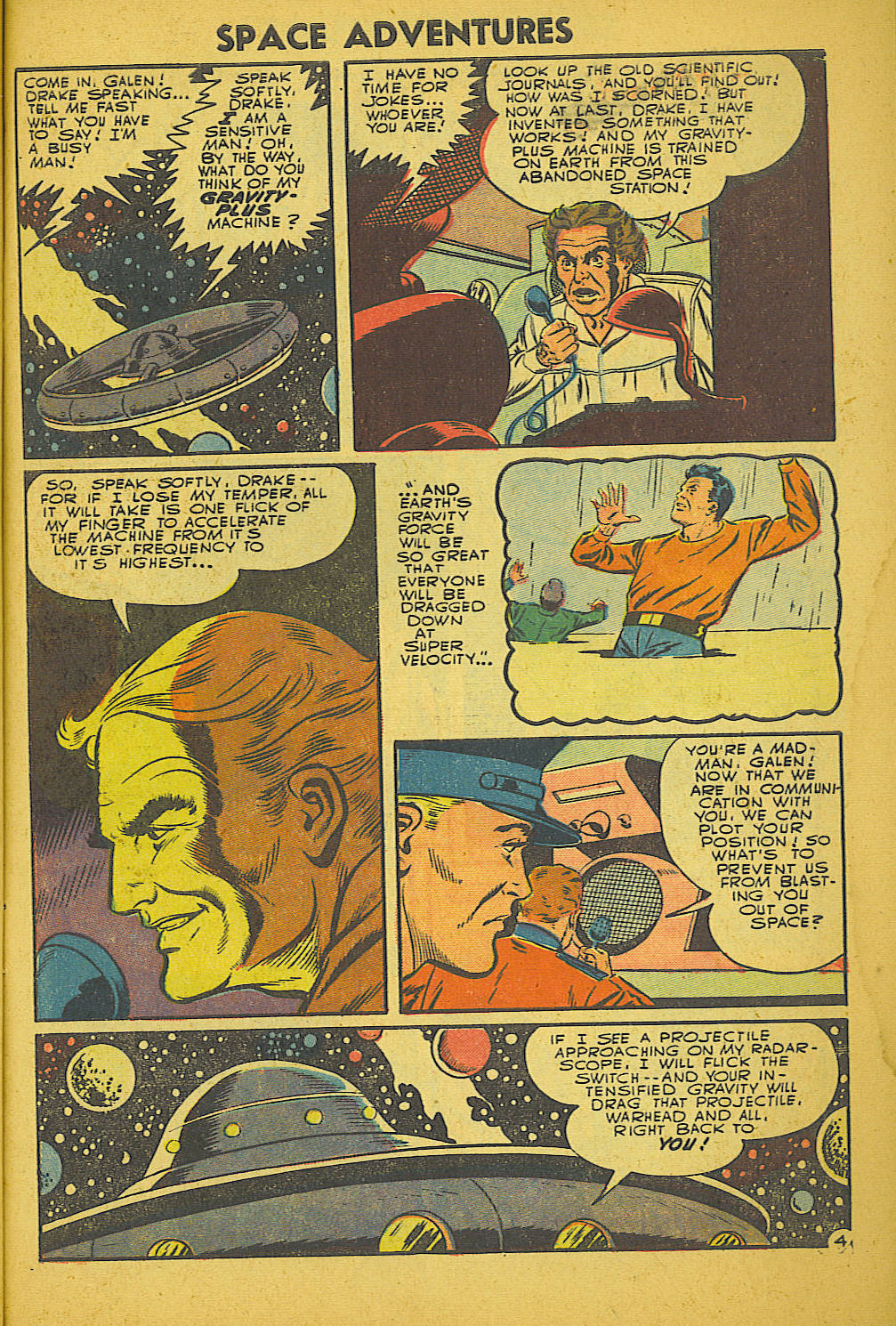 Read online Space Adventures comic -  Issue #18 - 5