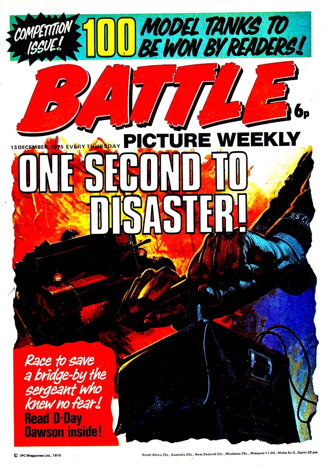 Battle Picture Weekly 41 Page 1