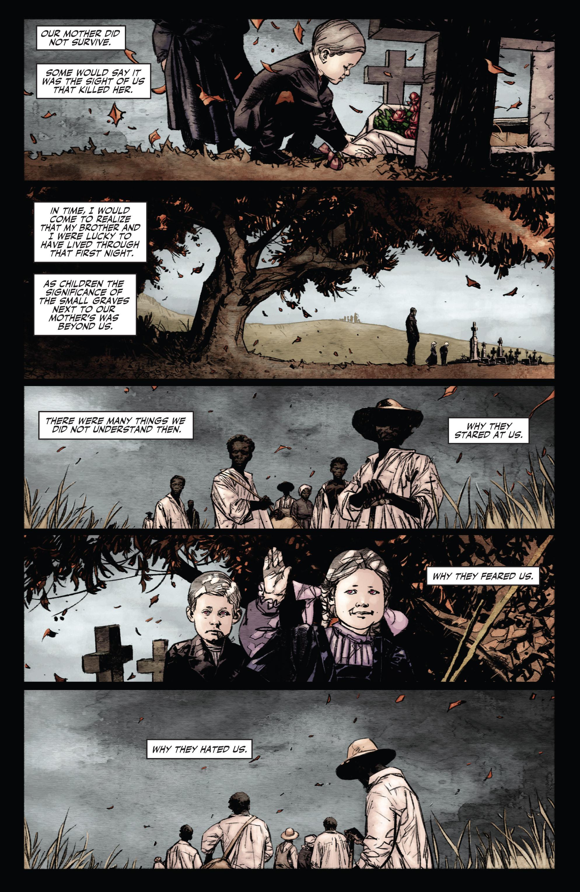 Read online Shadowman (2012) comic -  Issue #0 - 5