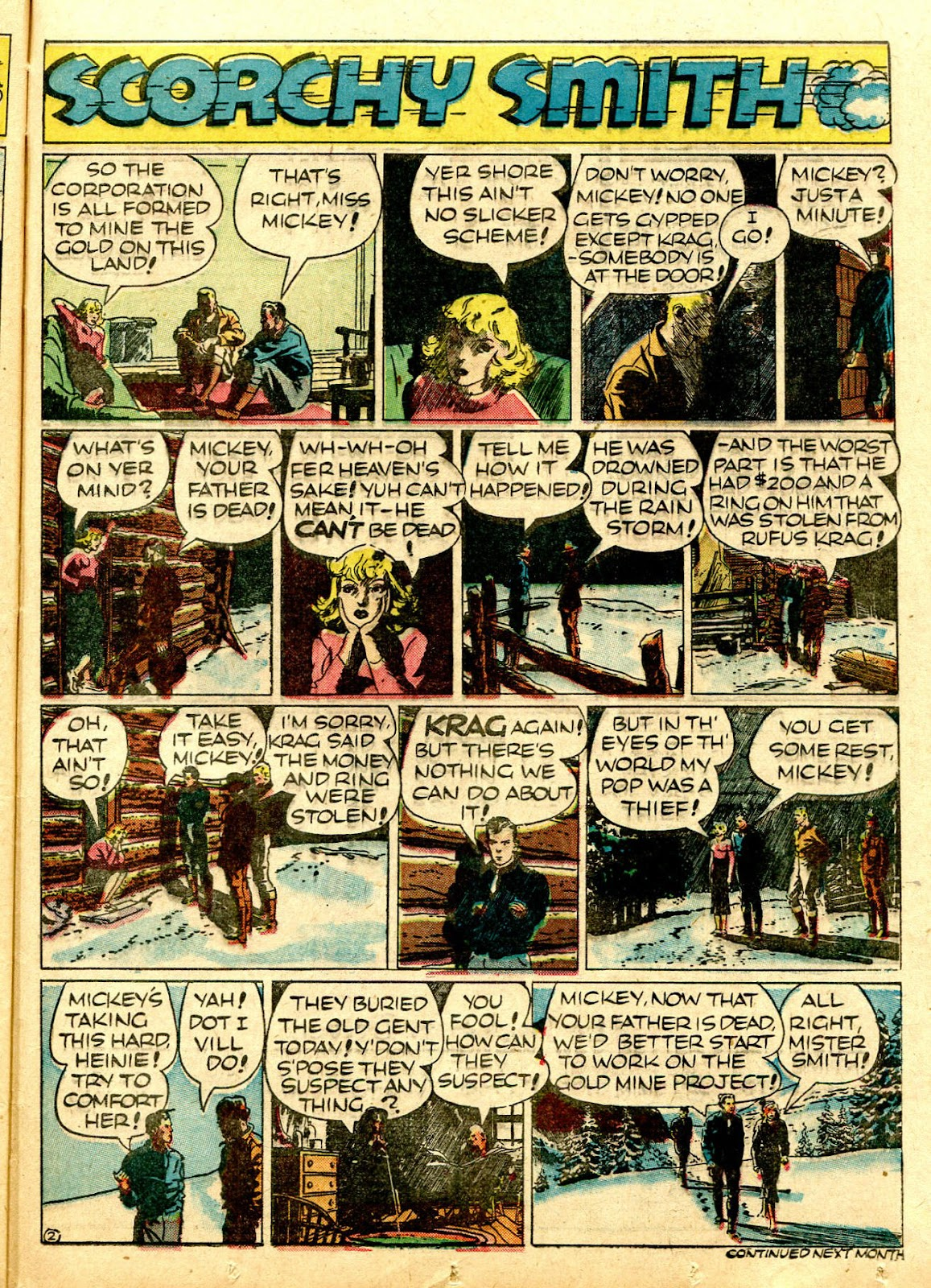 Read online Famous Funnies comic -  Issue #63 - 46