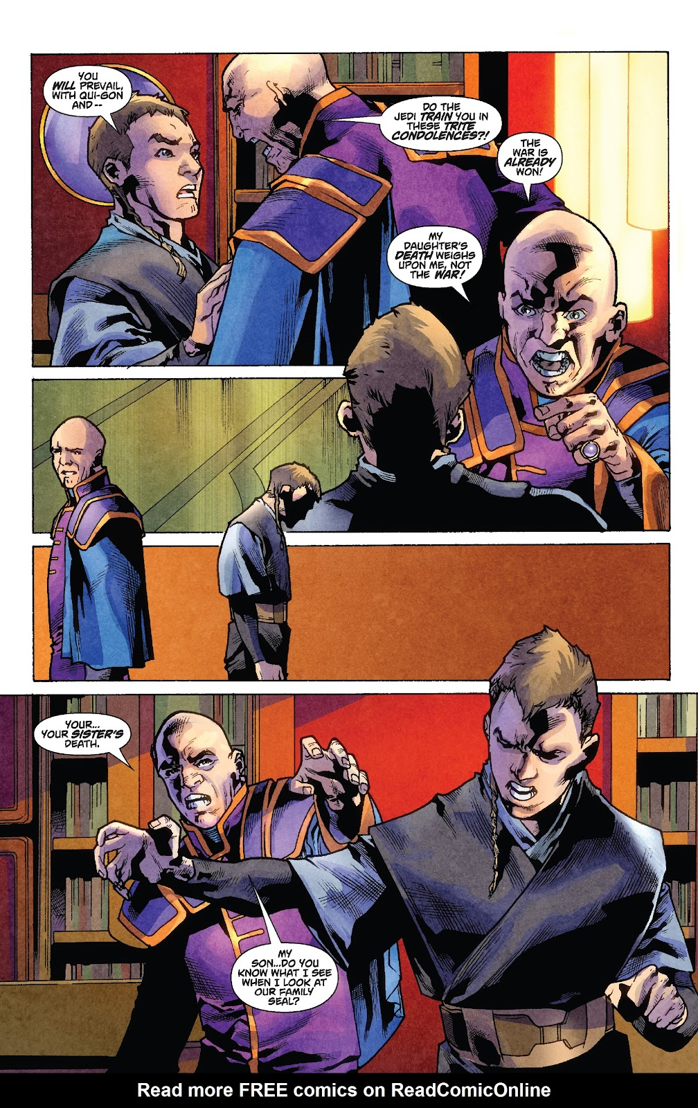 Read online Star Wars Legends: Rise of the Sith - Epic Collection comic -  Issue # TPB 1 (Part 2) - 78