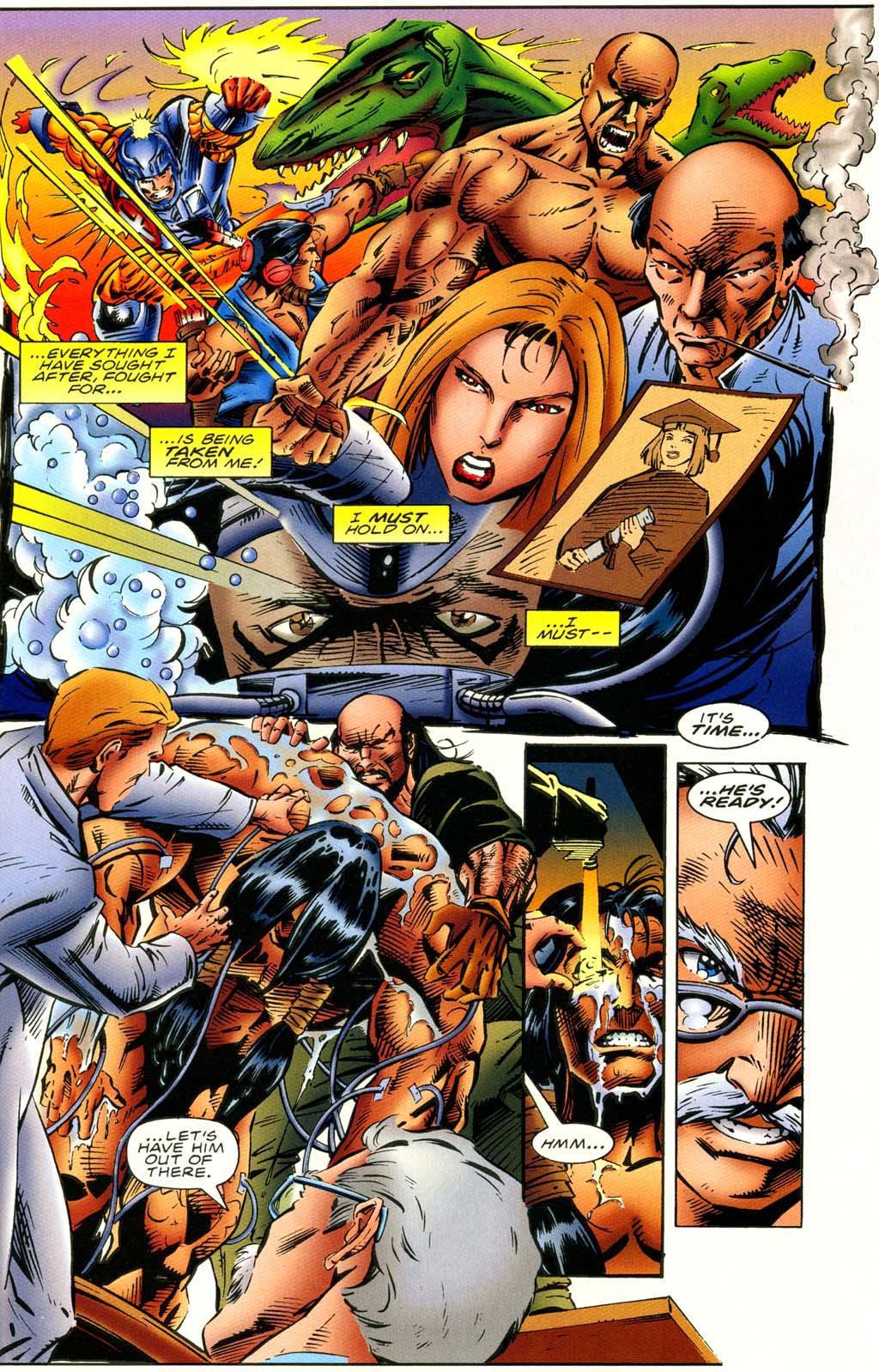 Read online Turok, Dinosaur Hunter (1993) comic -  Issue #42 - 11