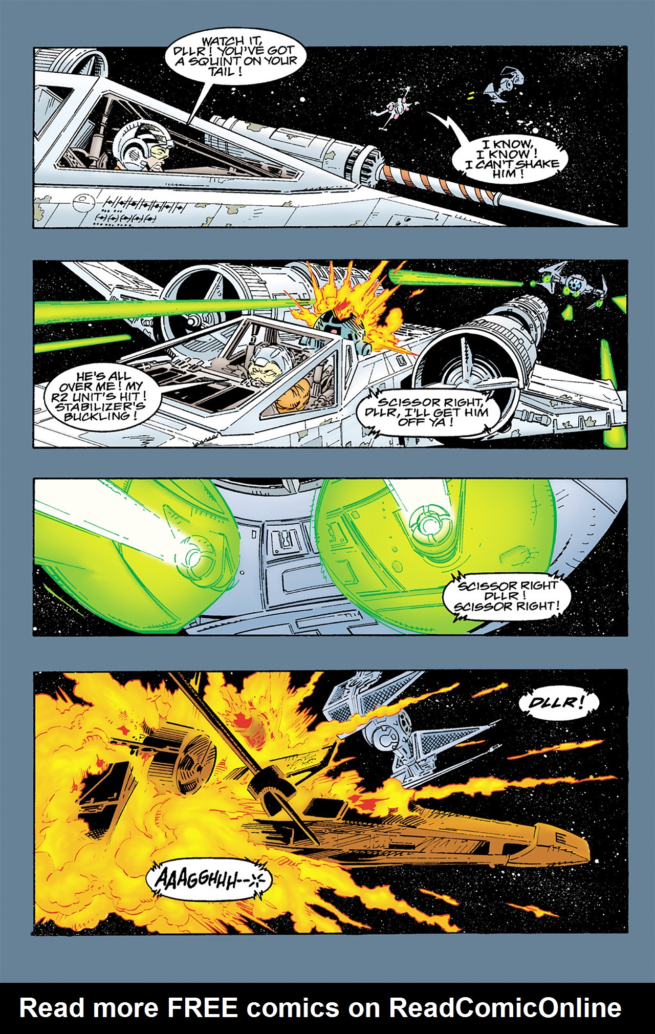 Read online Star Wars Omnibus comic -  Issue # Vol. 2 - 123