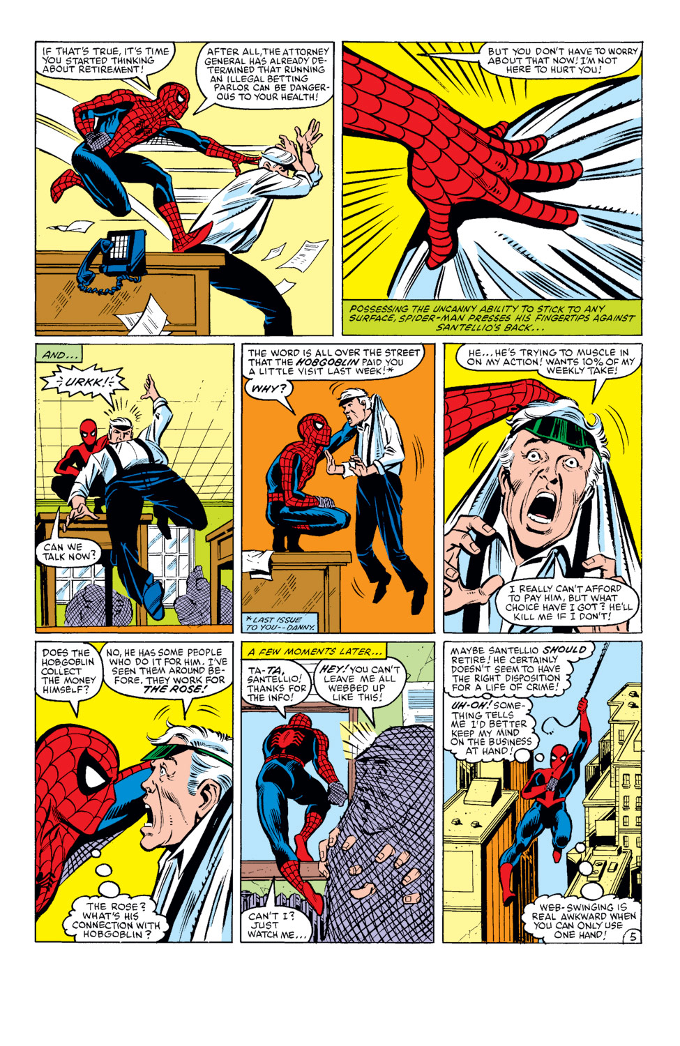 The Amazing Spider-Man (1963) 260 Page 5