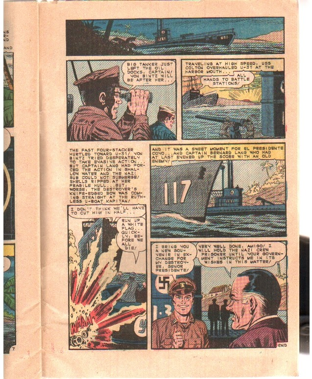 Read online Fightin' Navy comic -  Issue #122 - 33
