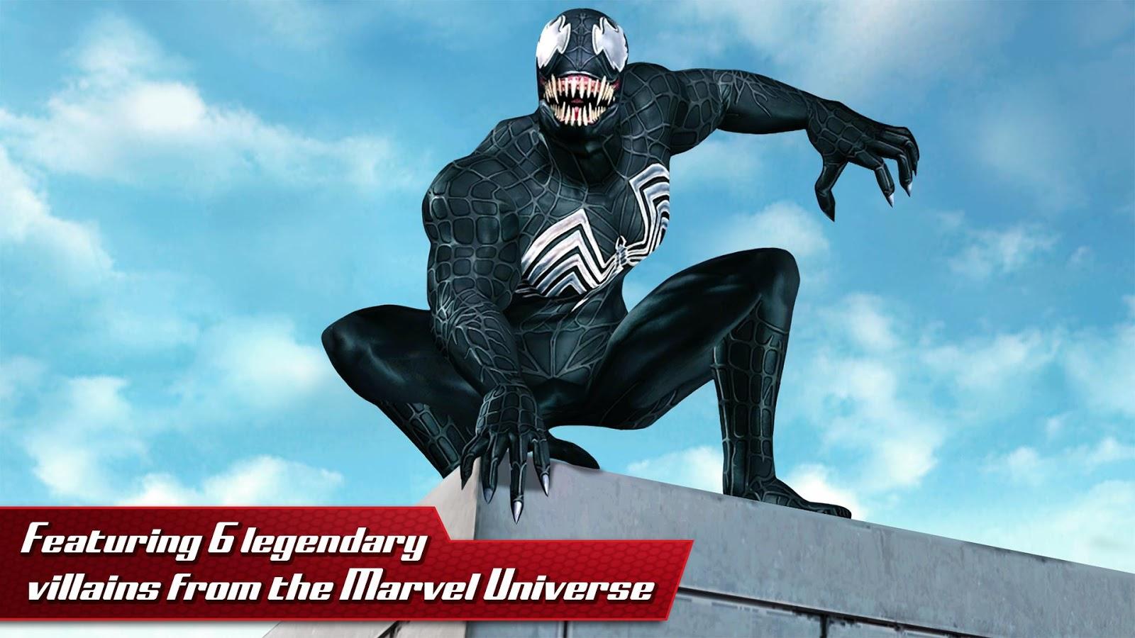 The Amazing Spider-Man 2 v1.2.0m APK [Offline] #Mediafire ...
