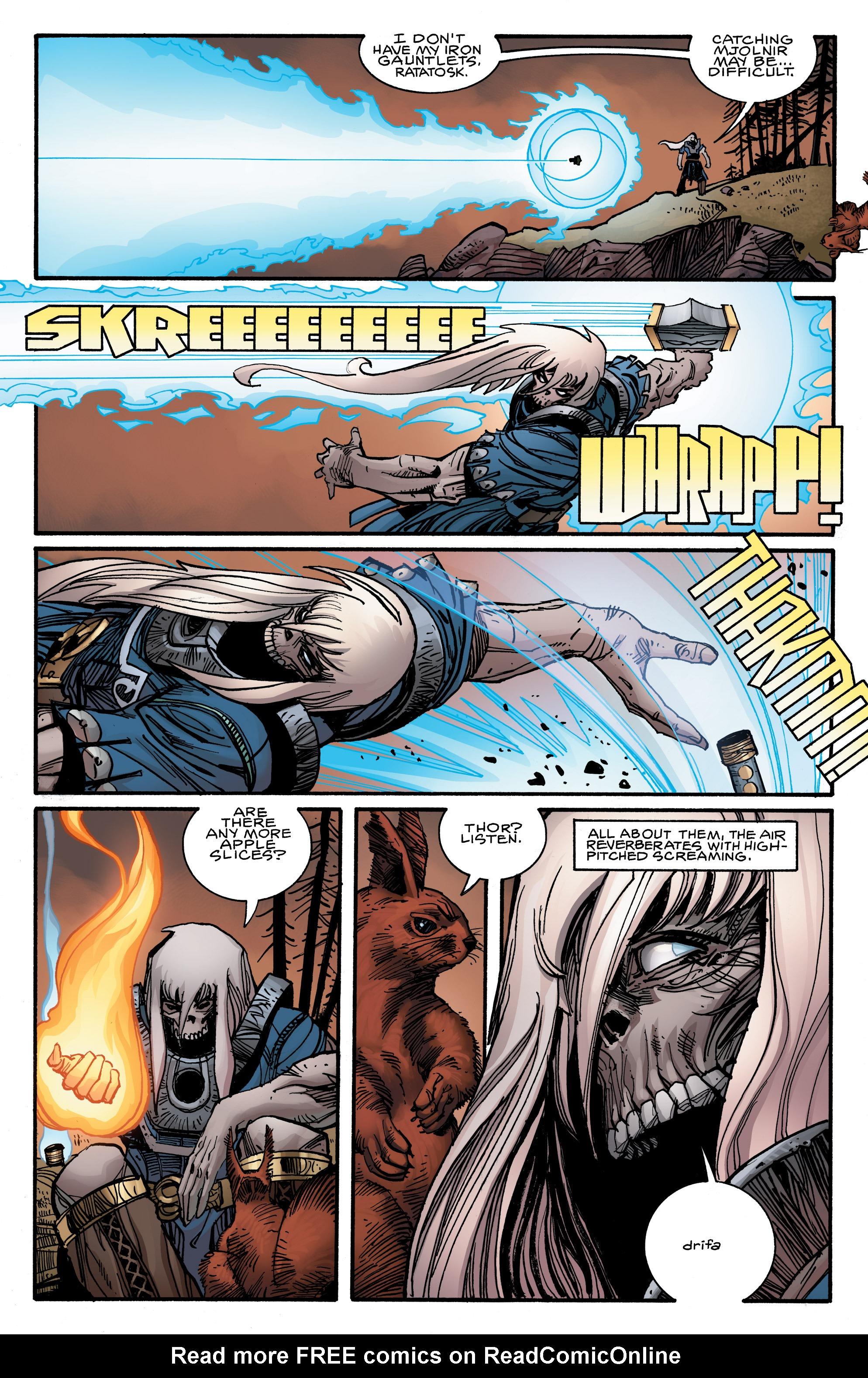 Read online Ragnarok comic -  Issue #12 - 10