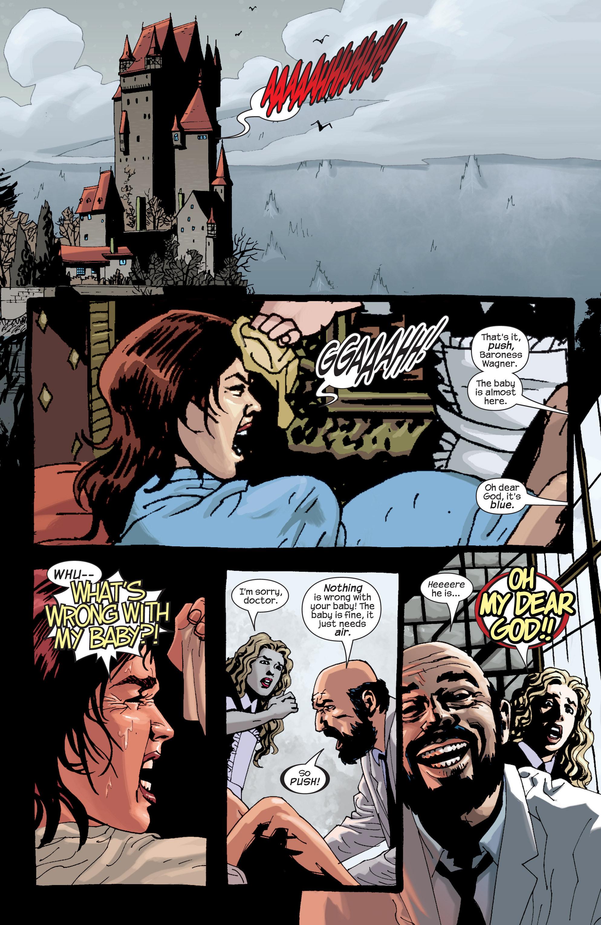 Read online Uncanny X-Men (1963) comic -  Issue #428 - 24