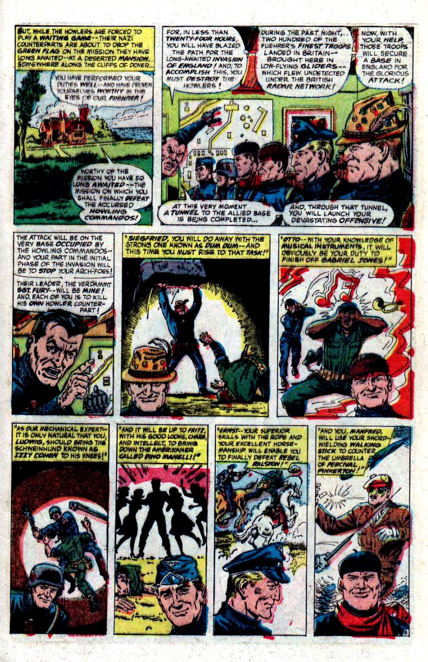 Read online Sgt. Fury comic -  Issue #48 - 5