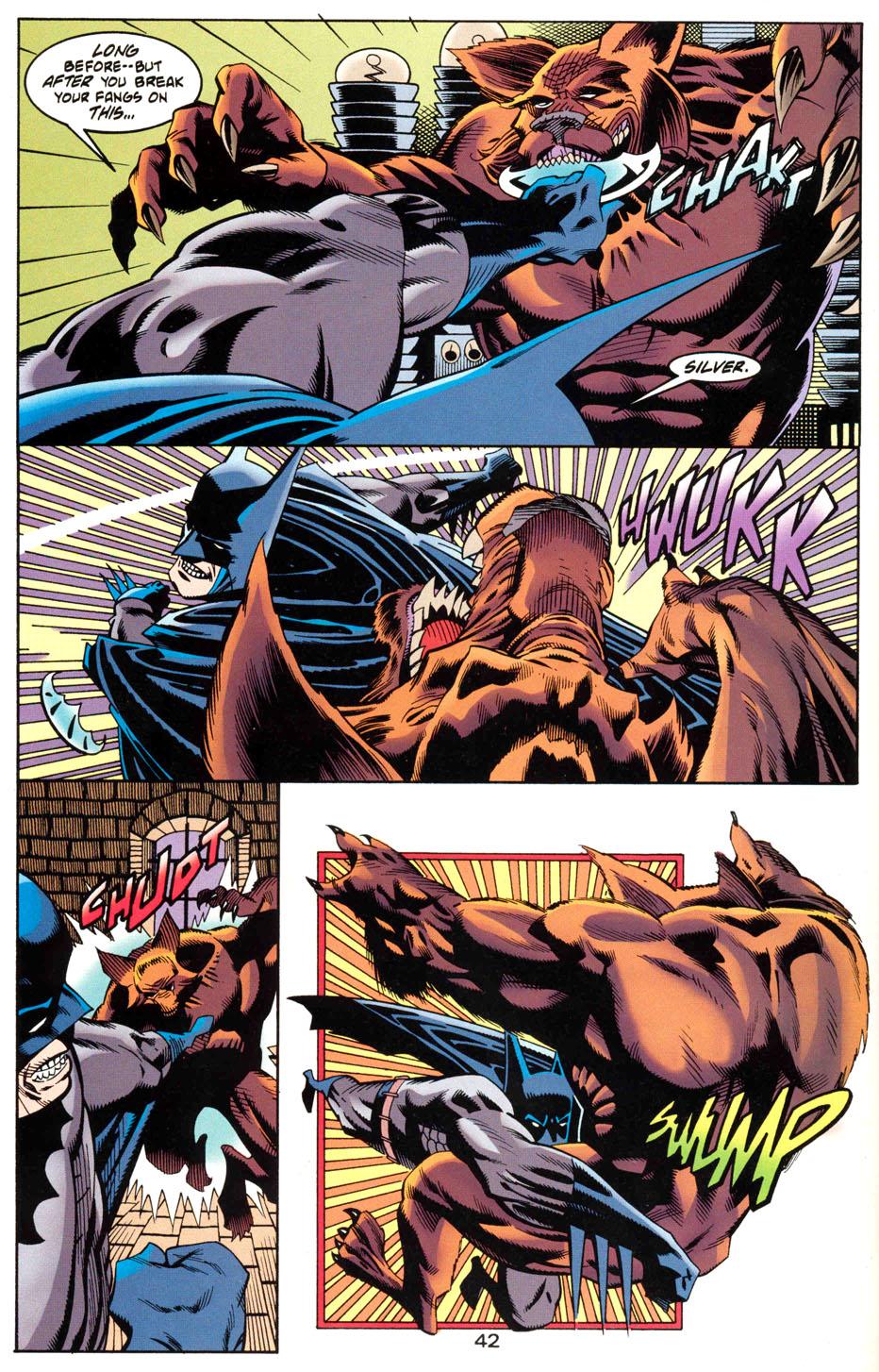 Read online Batman: Haunted Gotham comic -  Issue #1 - 44