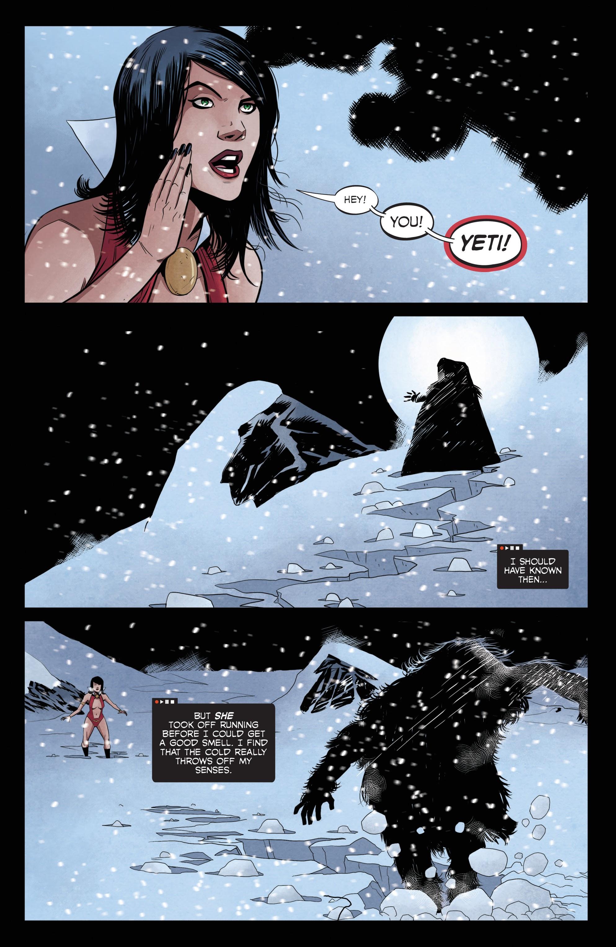 Vampirella/Red Sonja #1 #1 - English 24