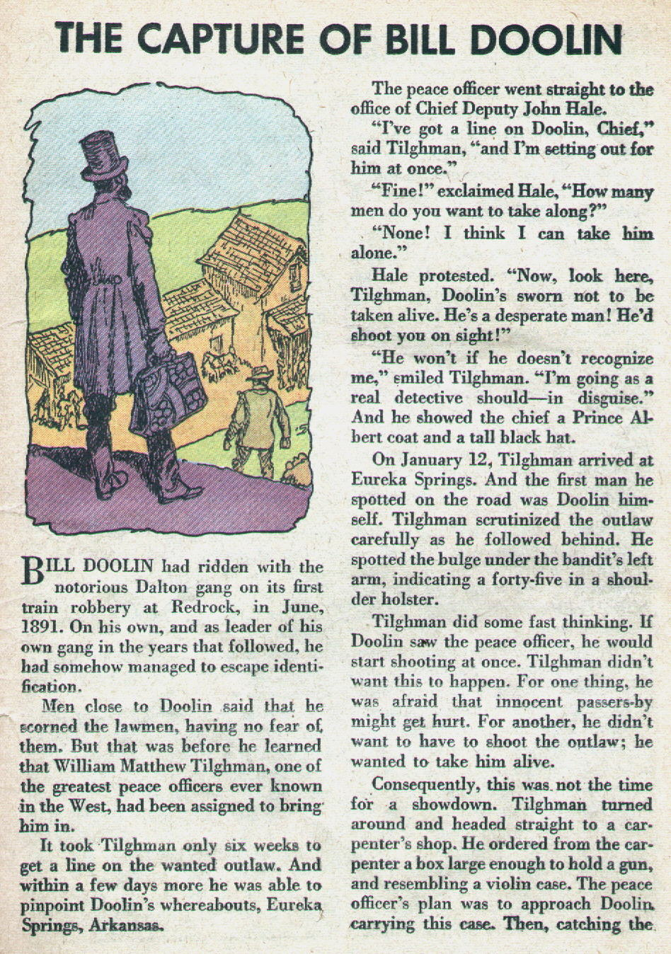 Read online All-Star Western (1951) comic -  Issue #90 - 25