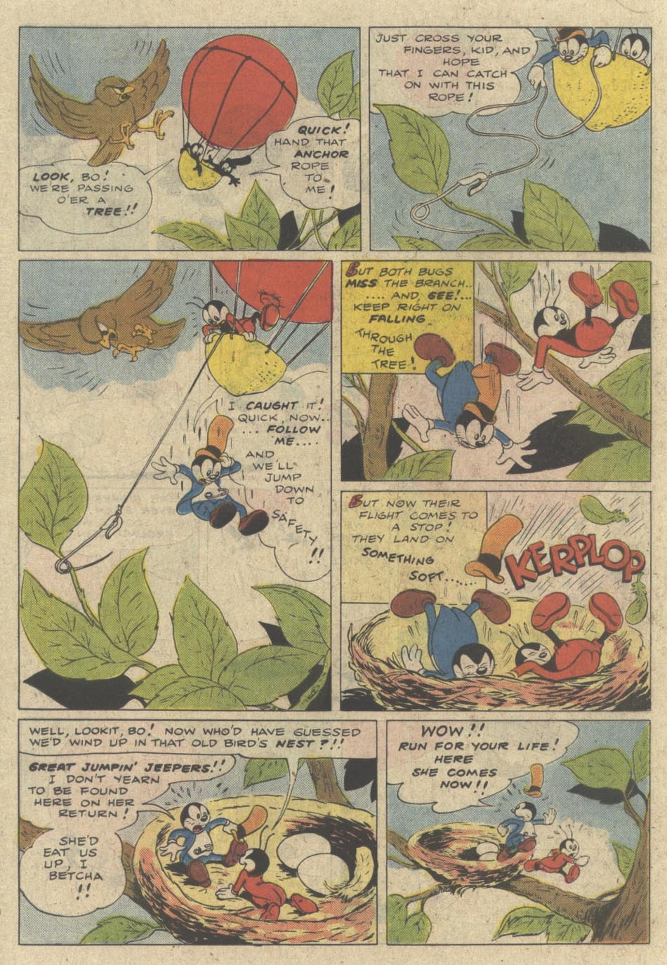Walt Disney's Comics and Stories issue 529 - Page 18