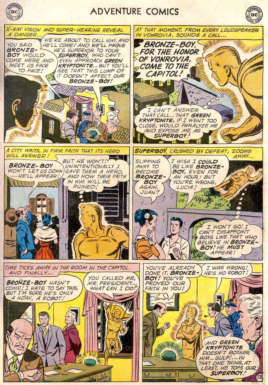 Read online Adventure Comics (1938) comic -  Issue #295 - 15