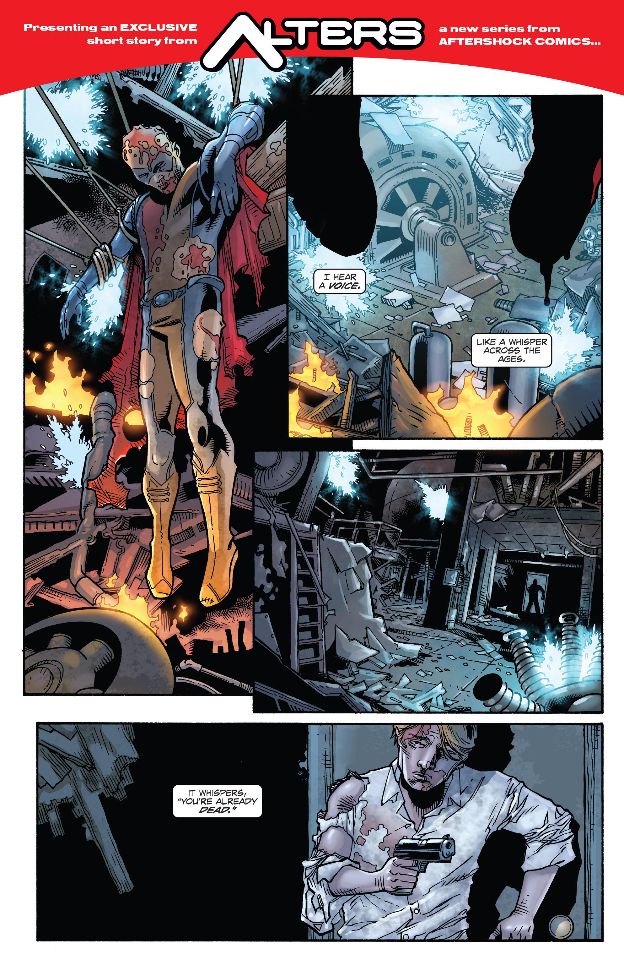 Read online Aftershock Genesis comic -  Issue #1 - 3