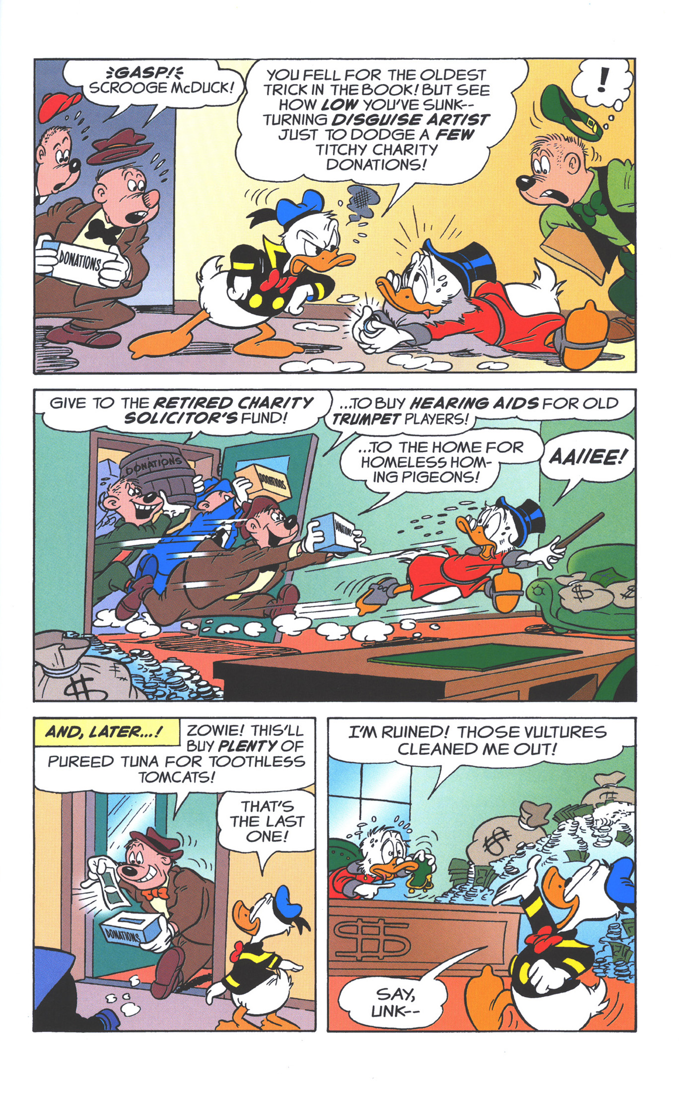 Read online Uncle Scrooge (1953) comic -  Issue #360 - 7