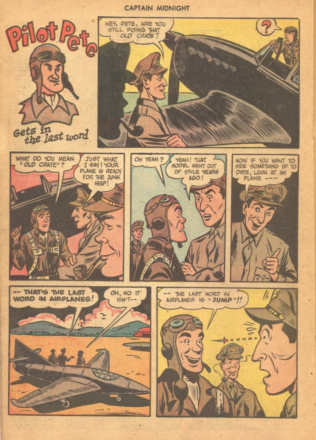 Captain Midnight (1942) issue 61 - Page 22