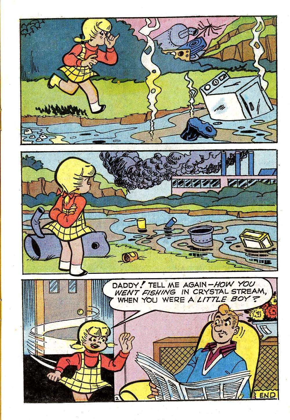 Read online Archie (1960) comic -  Issue #209 - 11