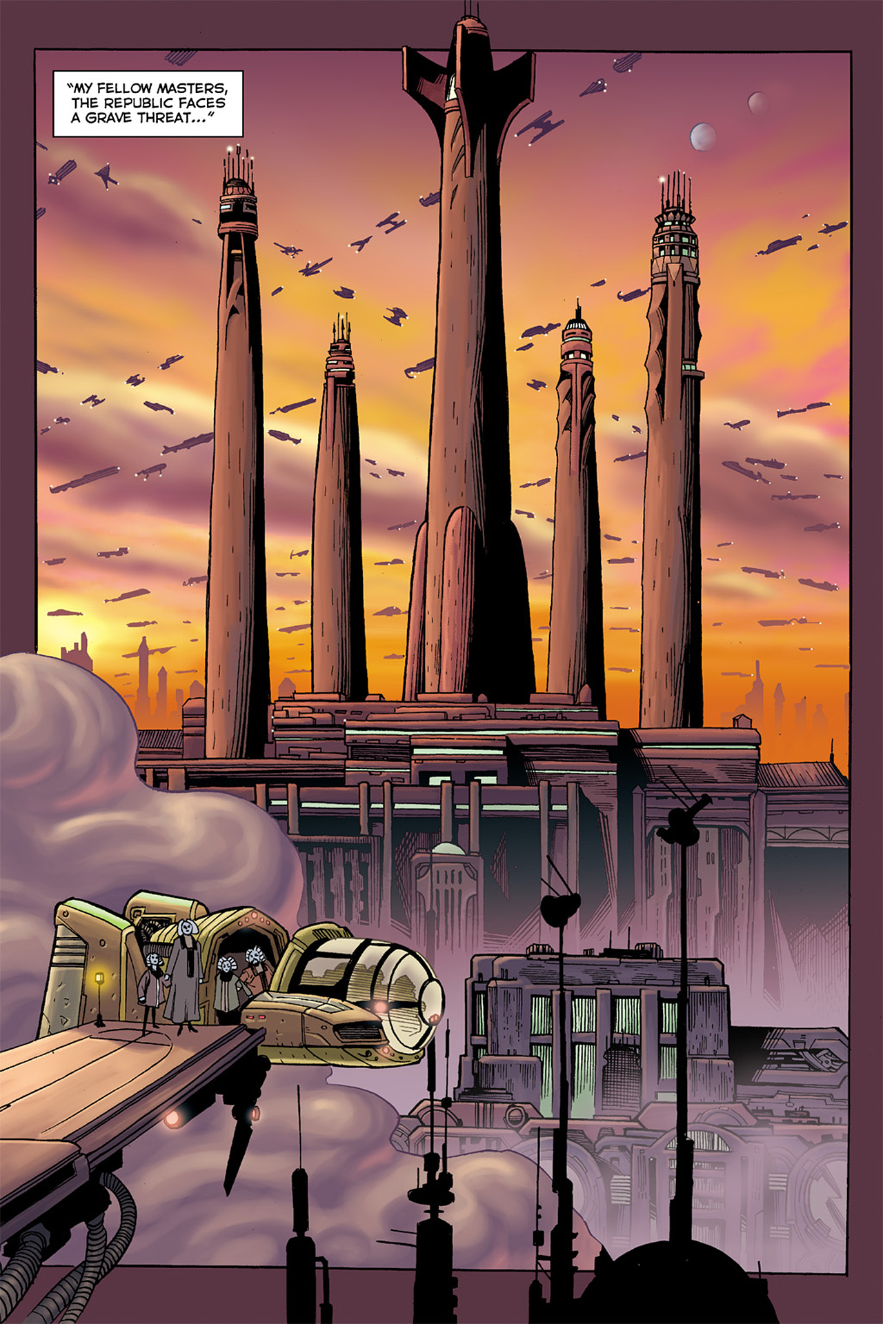 Read online Star Wars Omnibus comic -  Issue # Vol. 10 - 272