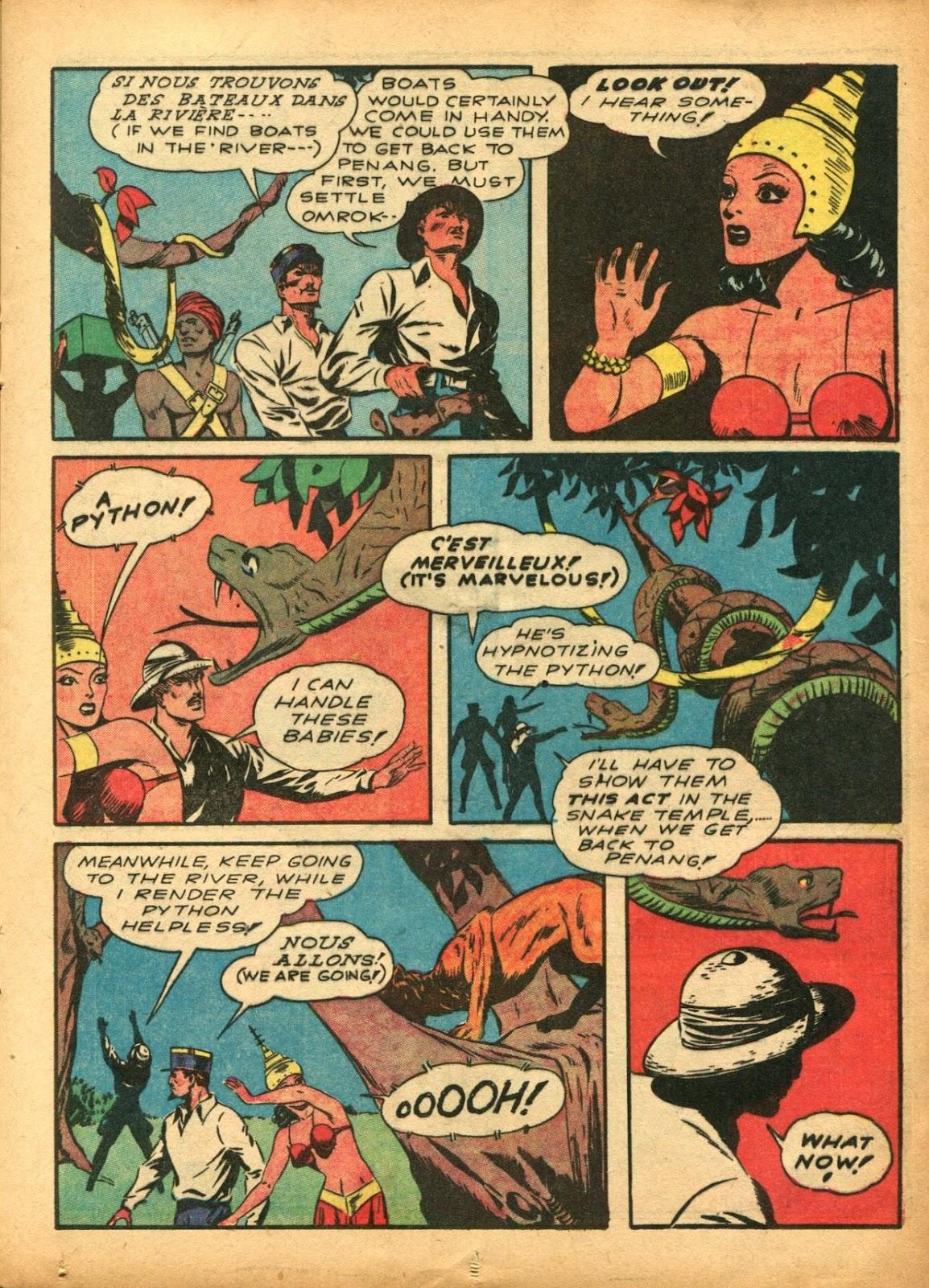 Read online Super-Magician Comics comic -  Issue #5 - 25