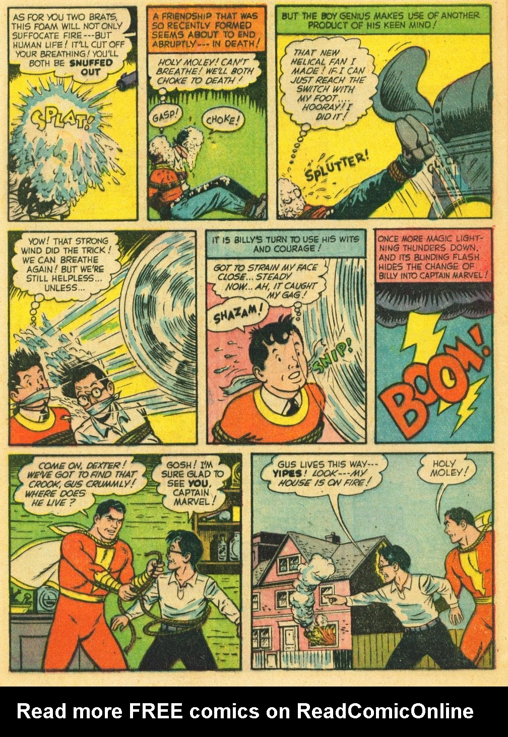 Captain Marvel Adventures issue 133 - Page 32