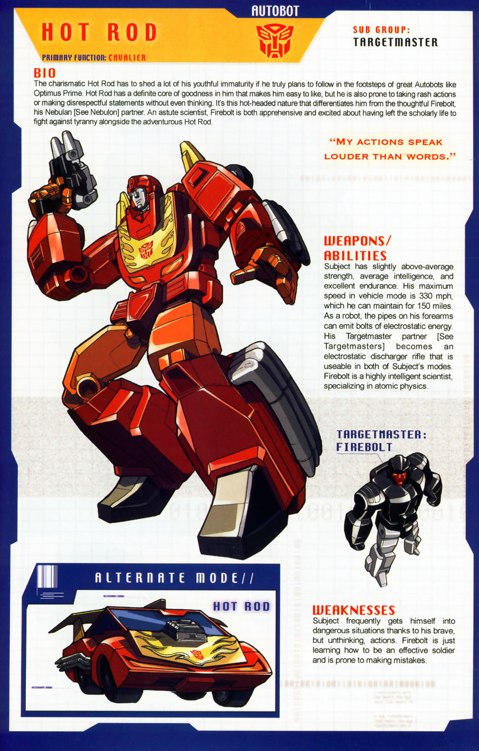 Read online Transformers: More than Meets the Eye comic -  Issue #7 - 58