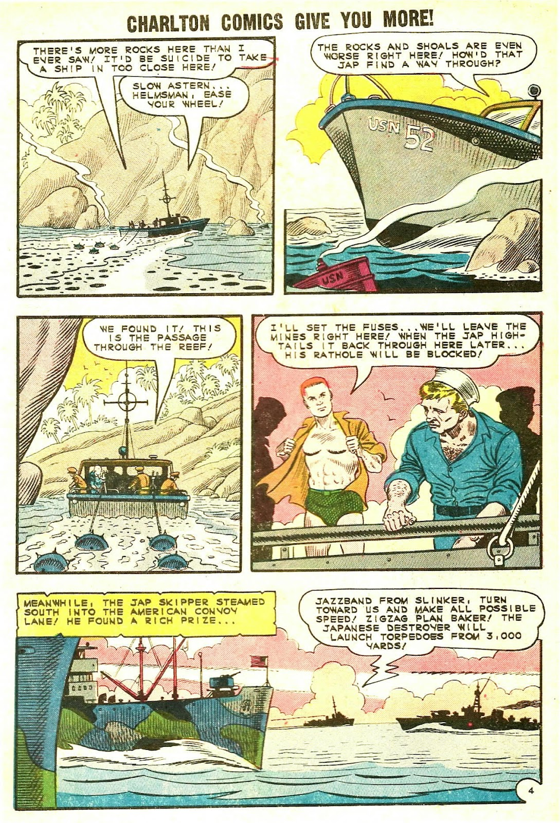 Read online Fightin' Navy comic -  Issue #120 - 7