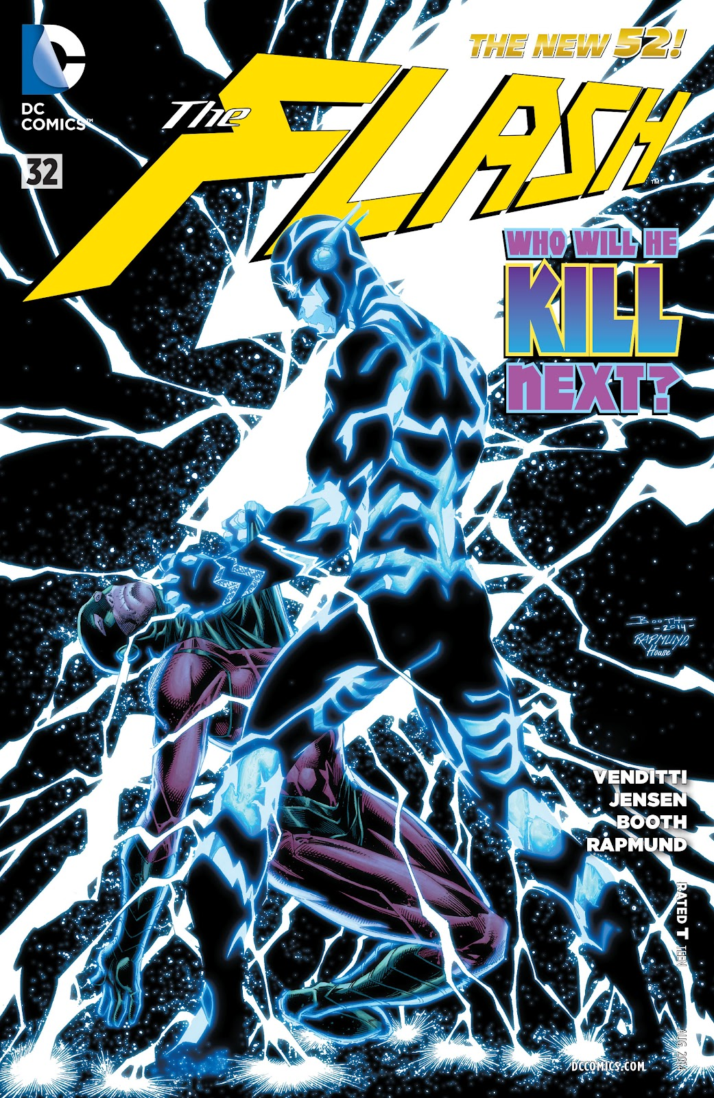 Read online The Flash (2011) comic -  Issue # _TPB 6 (Part 2) - 82