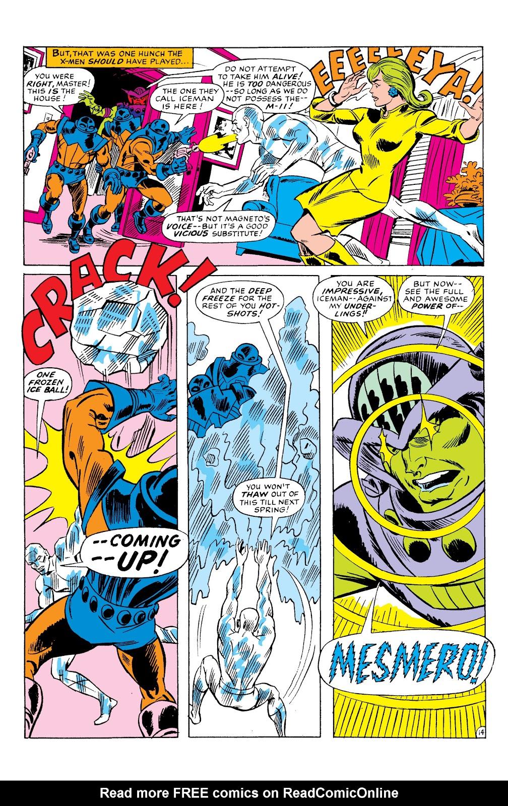 Uncanny X-Men (1963) issue 49 - Page 15