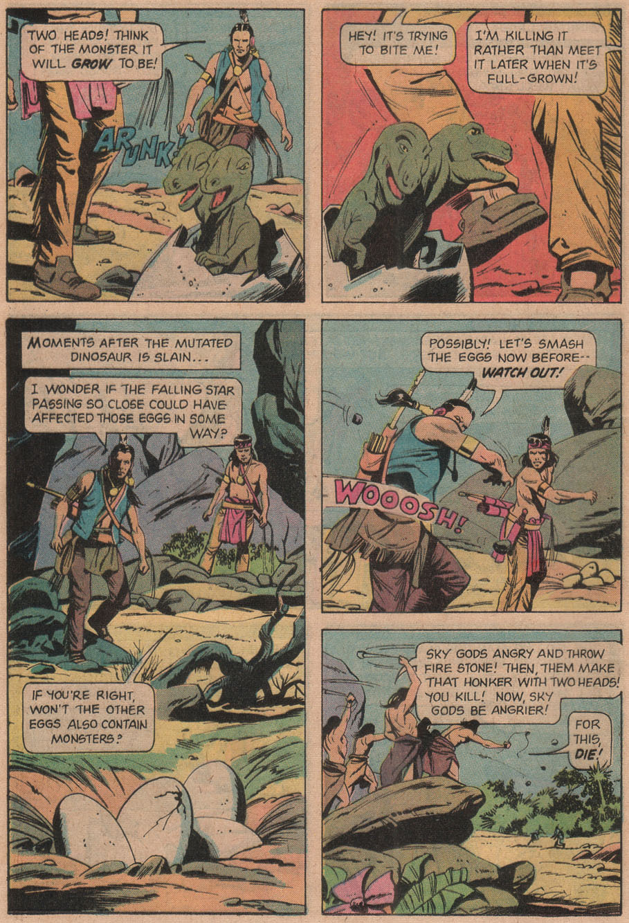 Read online Turok, Son of Stone comic -  Issue #97 - 12