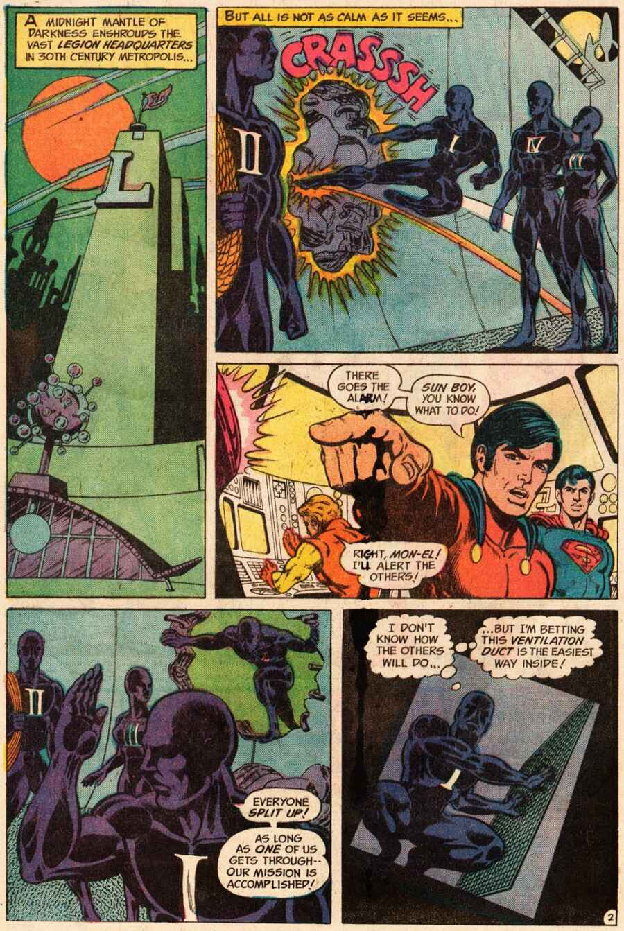 Superboy (1949) issue 203 - Page 3