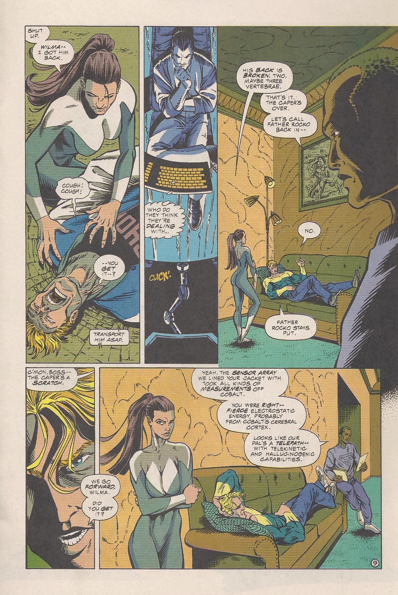 Read online Triumph comic -  Issue #4 - 15