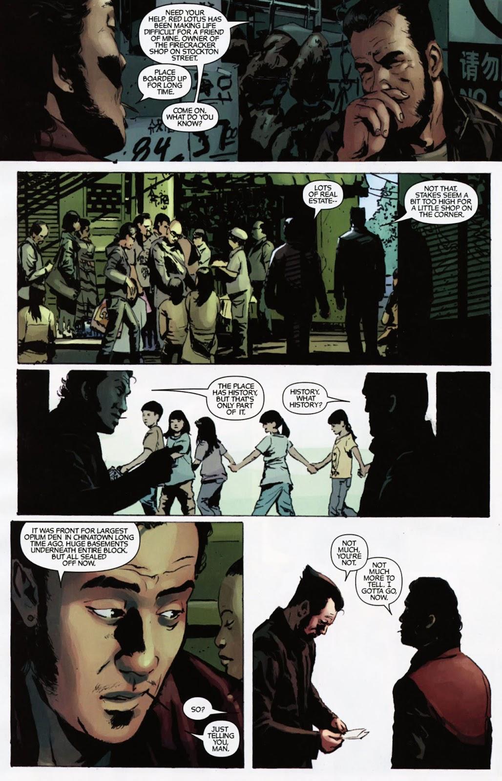 Read online Wolverine (2003) comic -  Issue #900 - 17