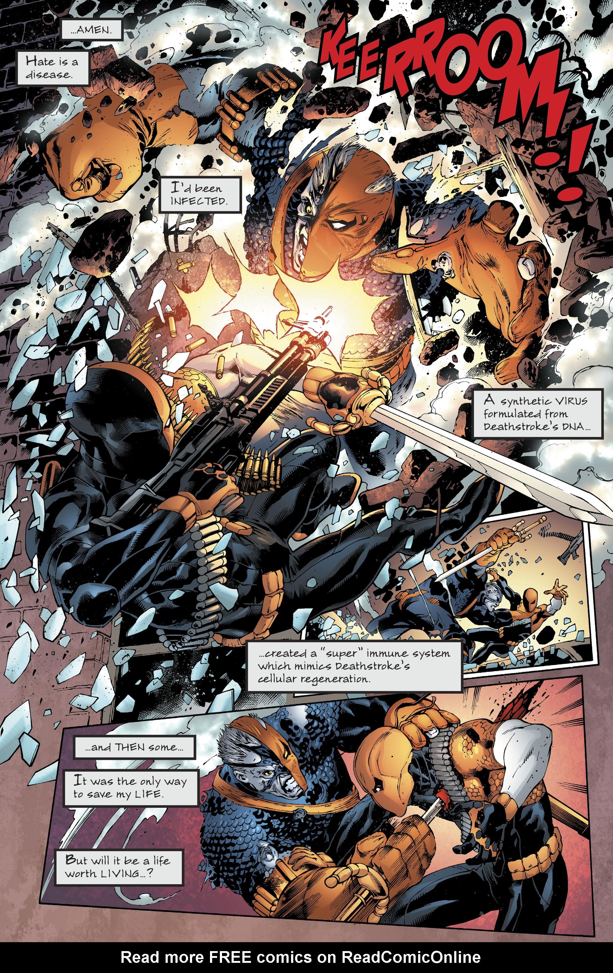 Read online Deathstroke (2016) comic -  Issue #20 - 8