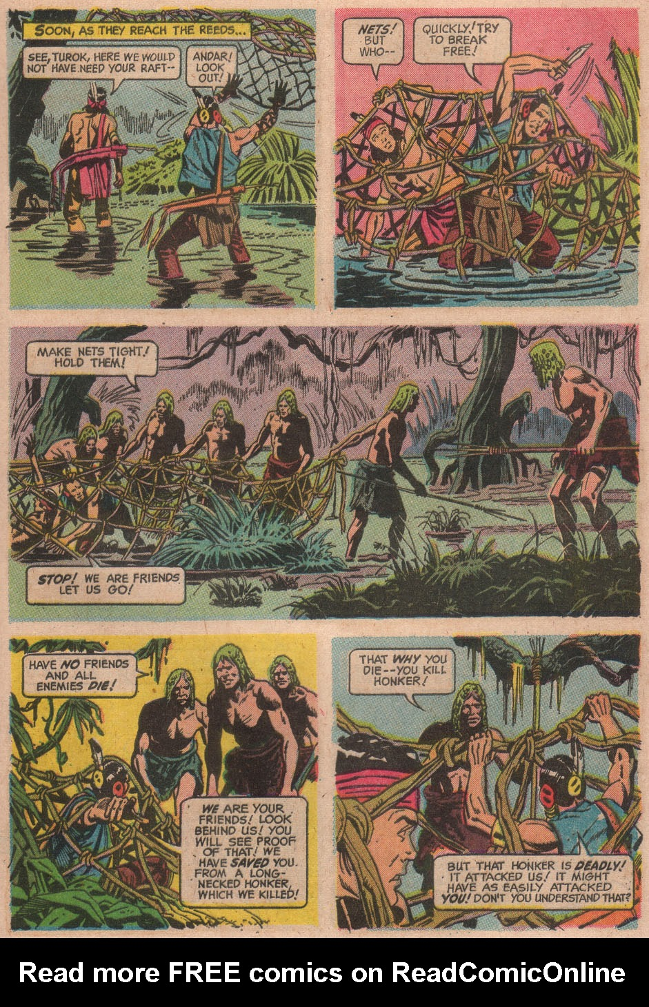 Read online Turok, Son of Stone comic -  Issue #63 - 5