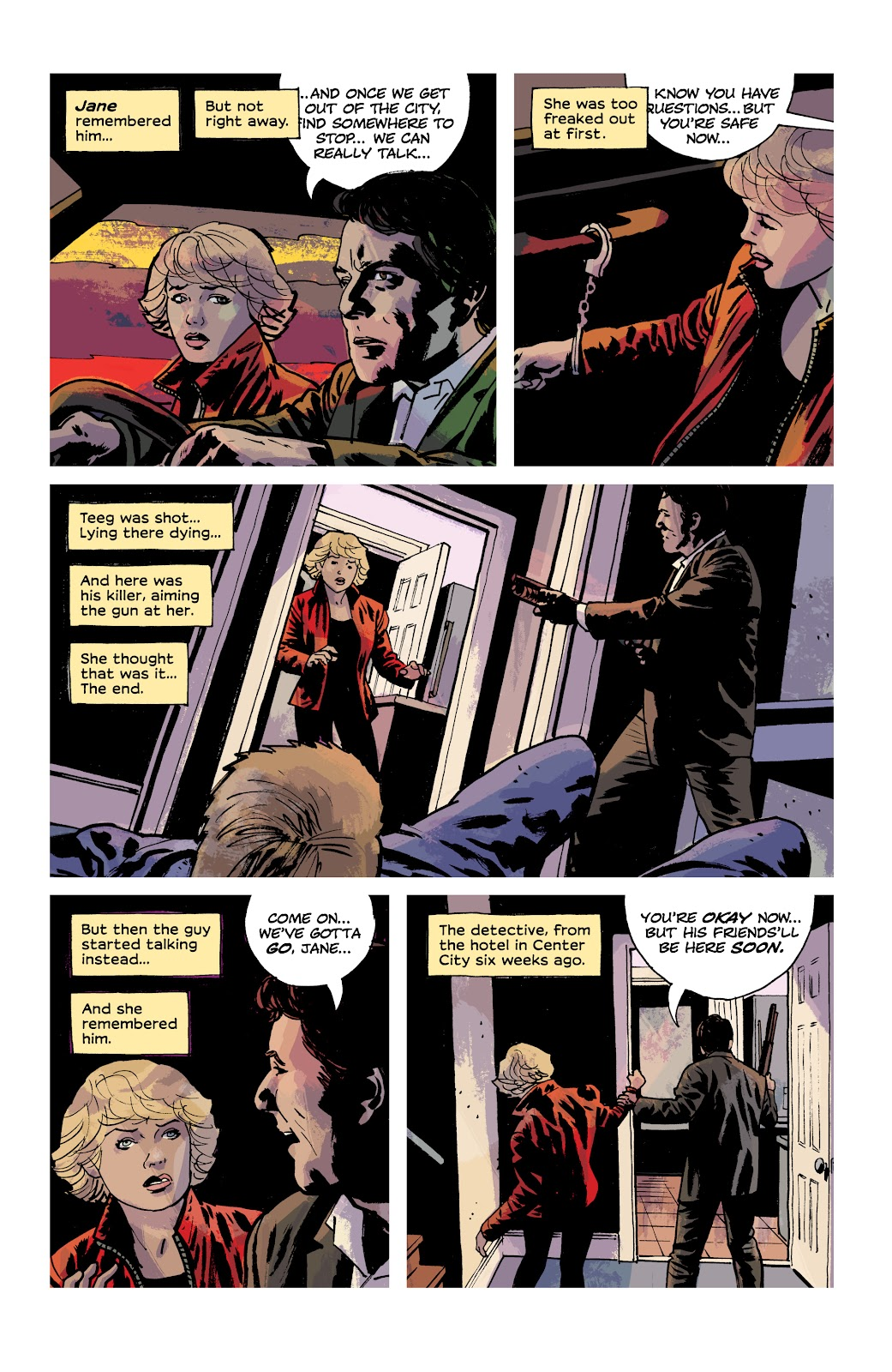 Read online Criminal (2019) comic -  Issue #12 - 8
