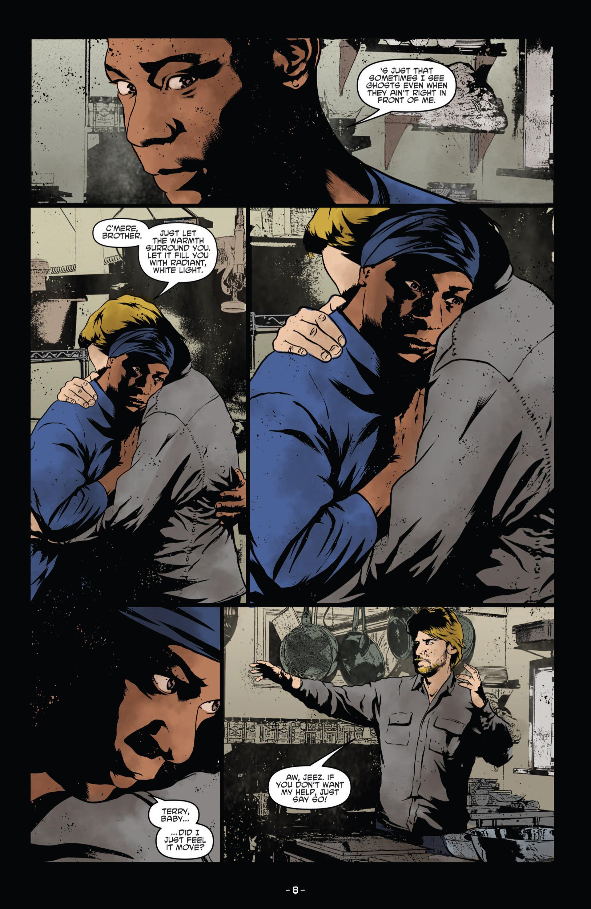 Read online True Blood (2012) comic -  Issue #11 - 11