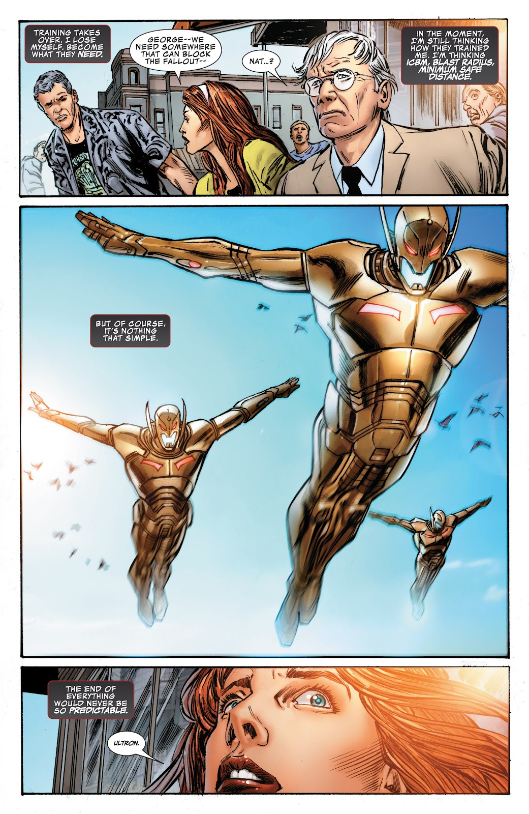 Read online Age of Ultron Companion comic -  Issue # TPB (Part 1) - 10