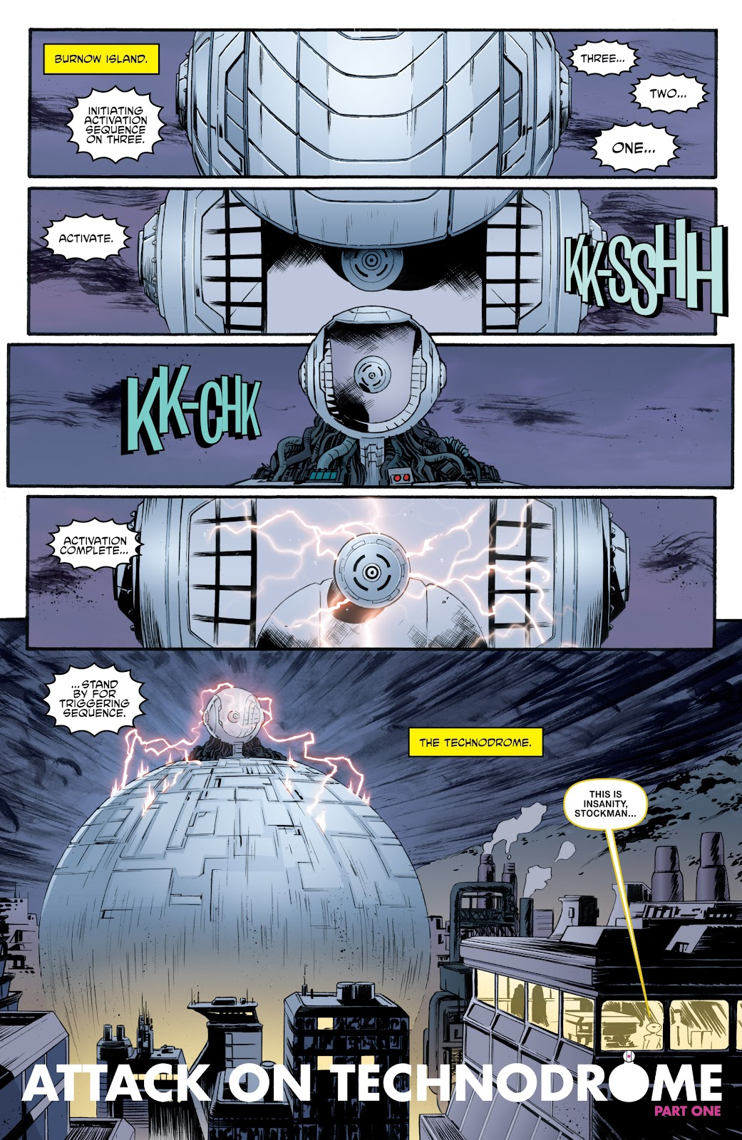 Read online Teenage Mutant Ninja Turtles: The IDW Collection comic -  Issue # TPB 5 (Part 3) - 64