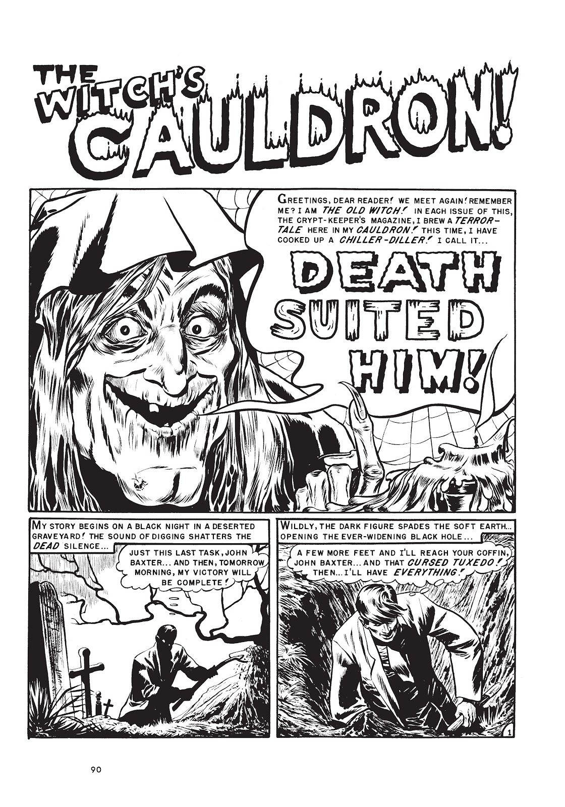 Read online Doctor of Horror and Other Stories comic -  Issue # TPB (Part 2) - 6