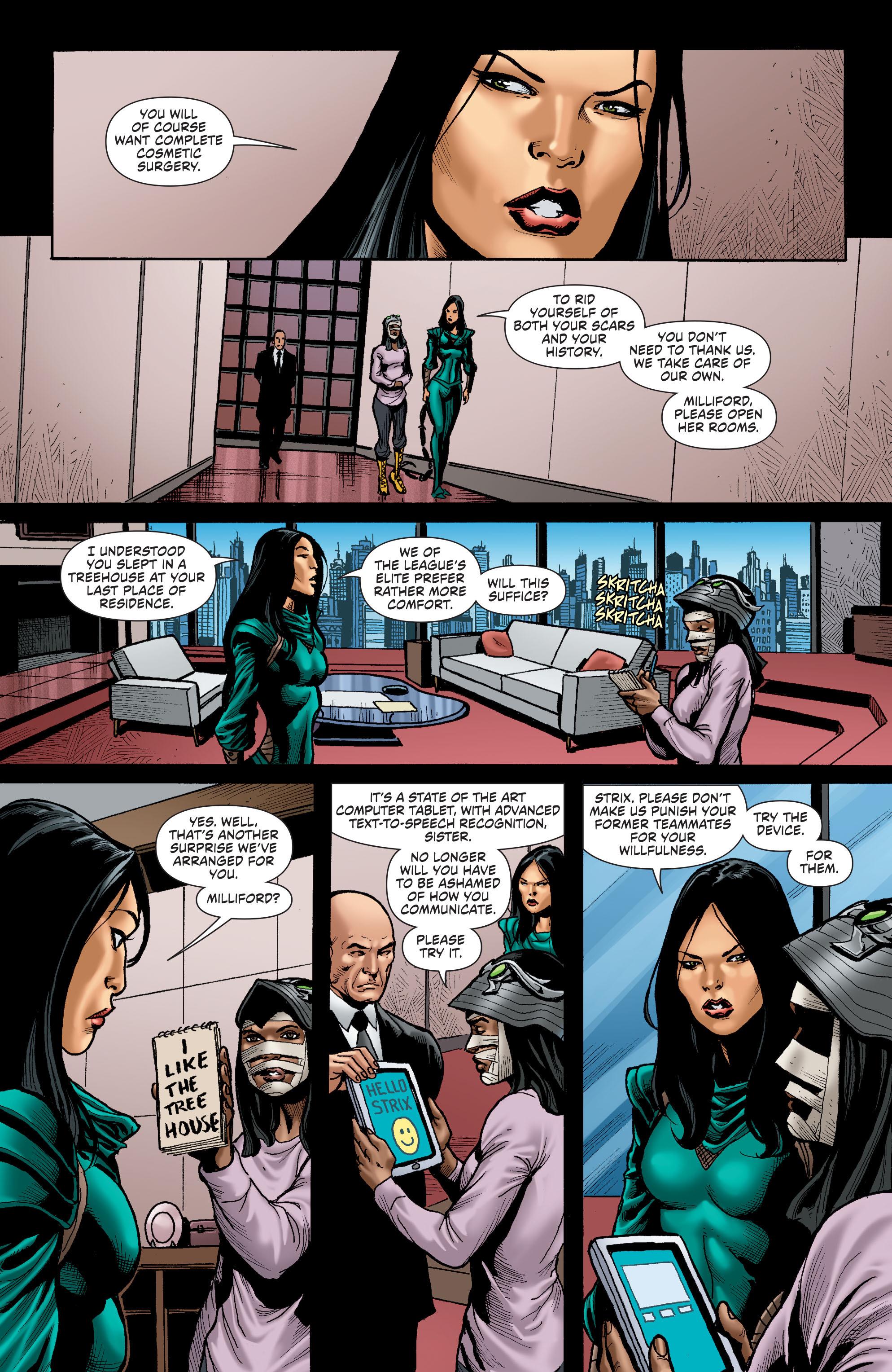 Read online Secret Six (2015) comic -  Issue #13 - 10