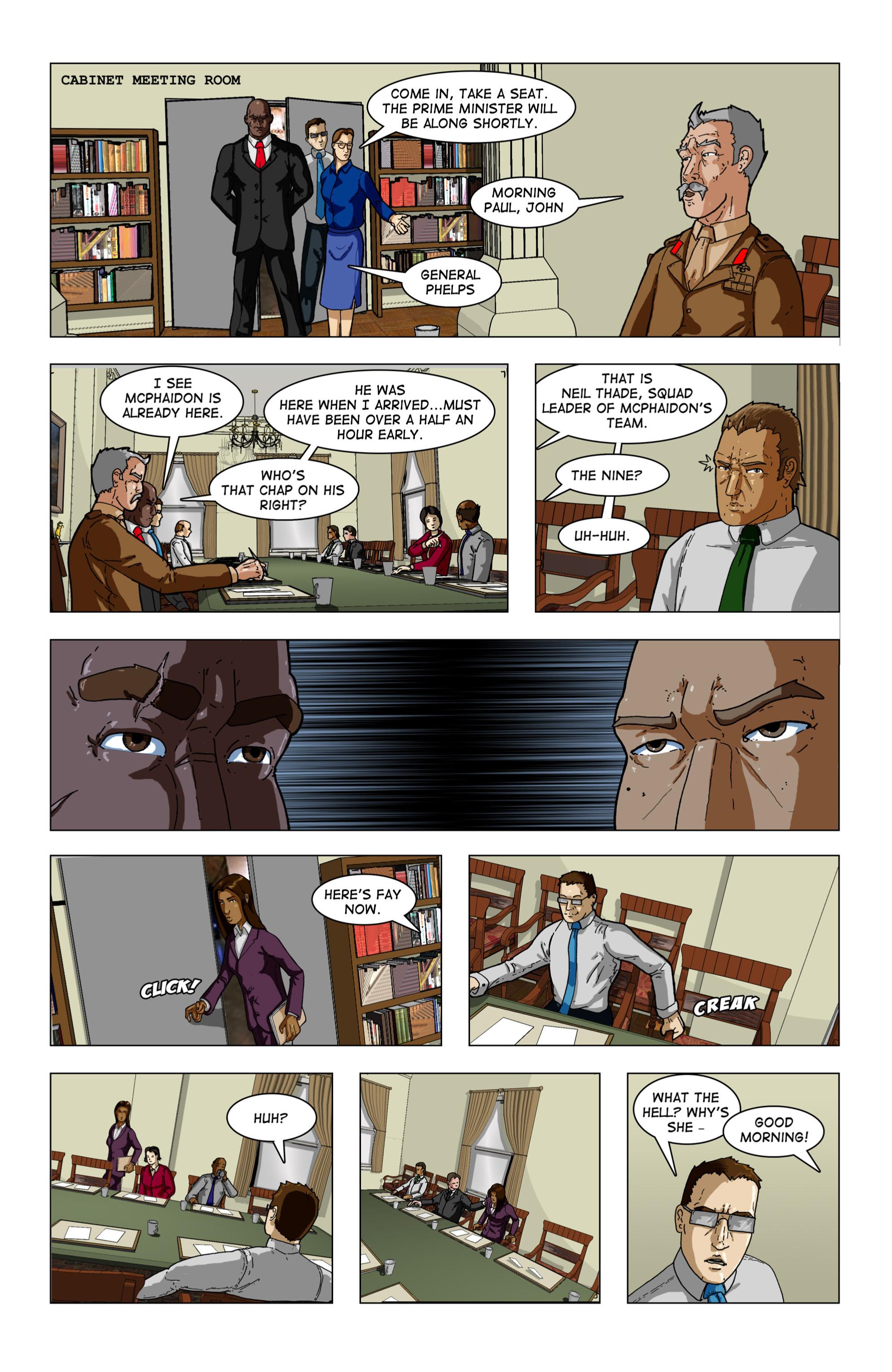 Read online Vanguard (2015) comic -  Issue #3 - 8