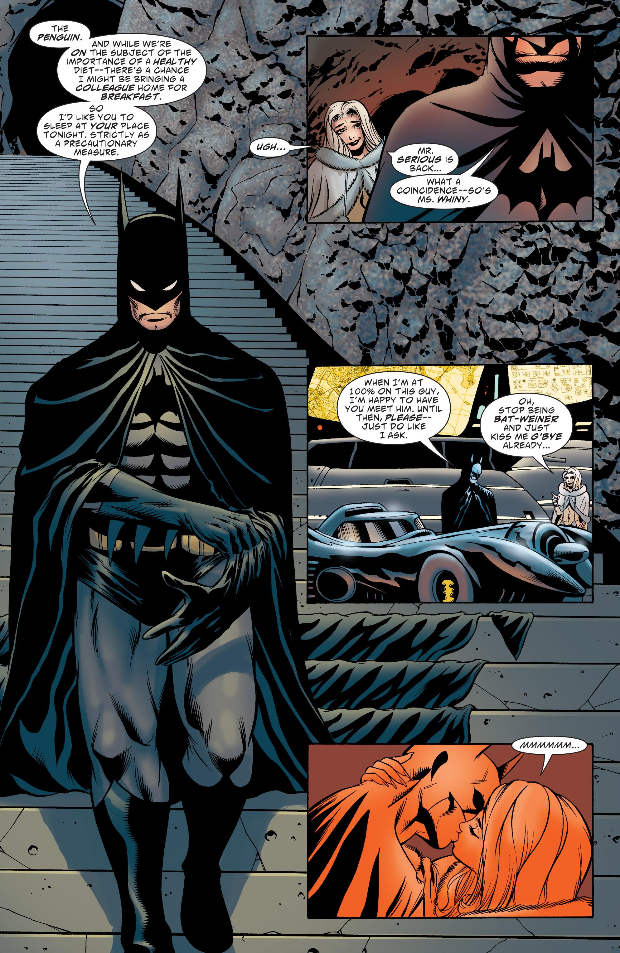 Read online Batman: The Widening Gyre comic -  Issue #6 - 13