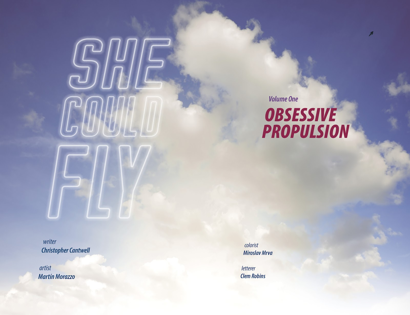 Read online She Could Fly comic -  Issue # _TPB - 4