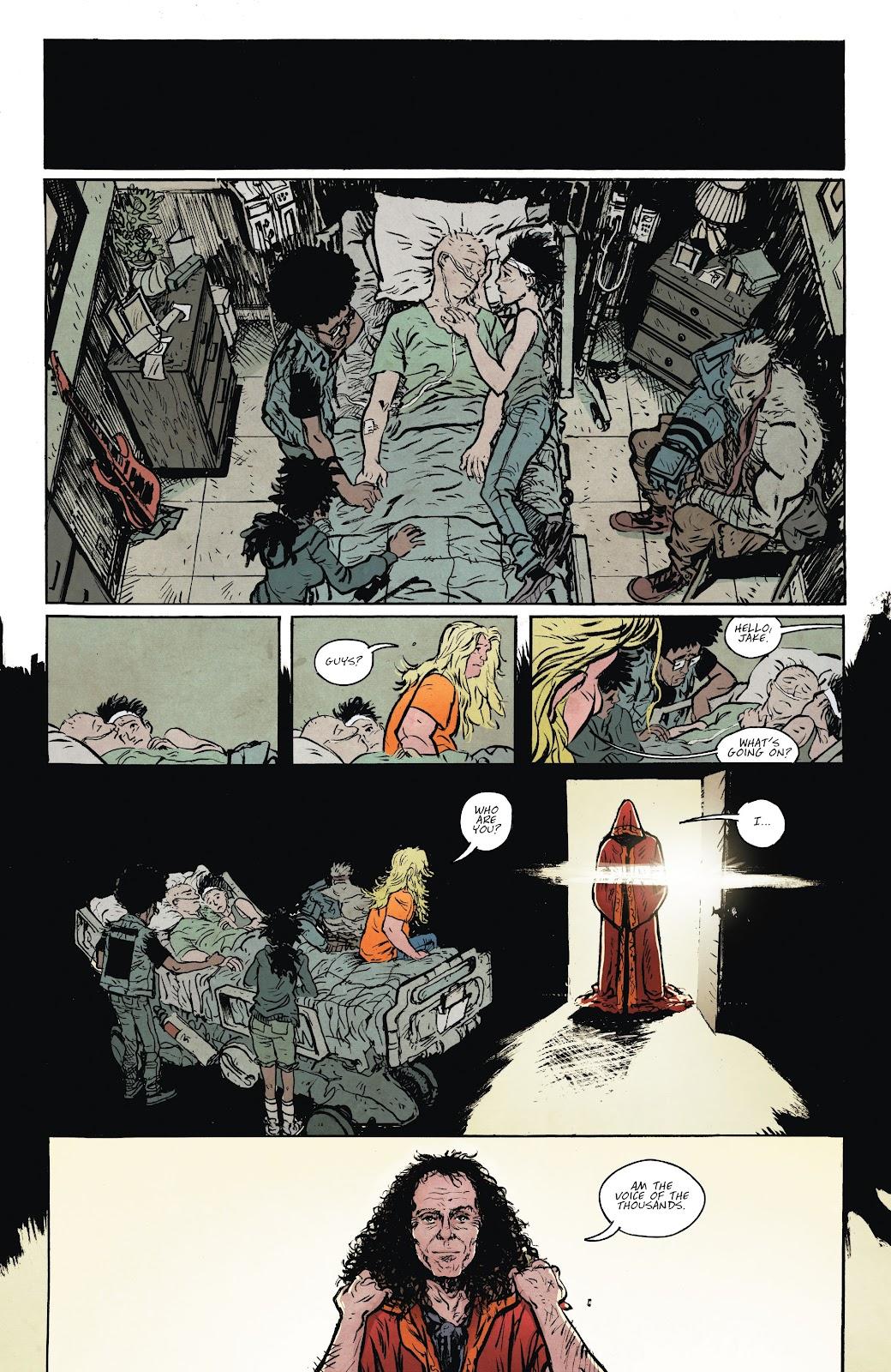 Read online Murder Falcon comic -  Issue #8 - 23