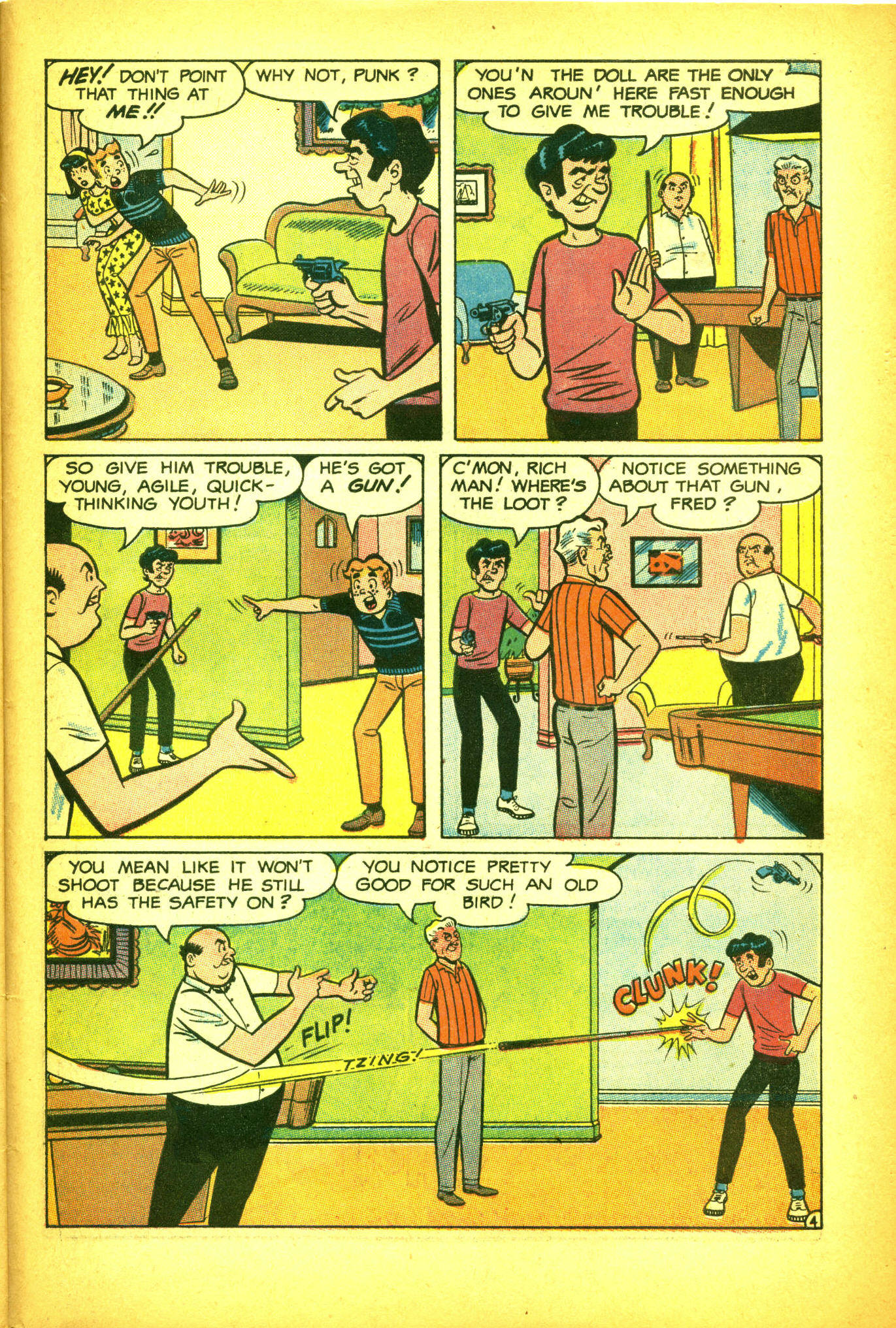 Read online Archie (1960) comic -  Issue #175 - 30