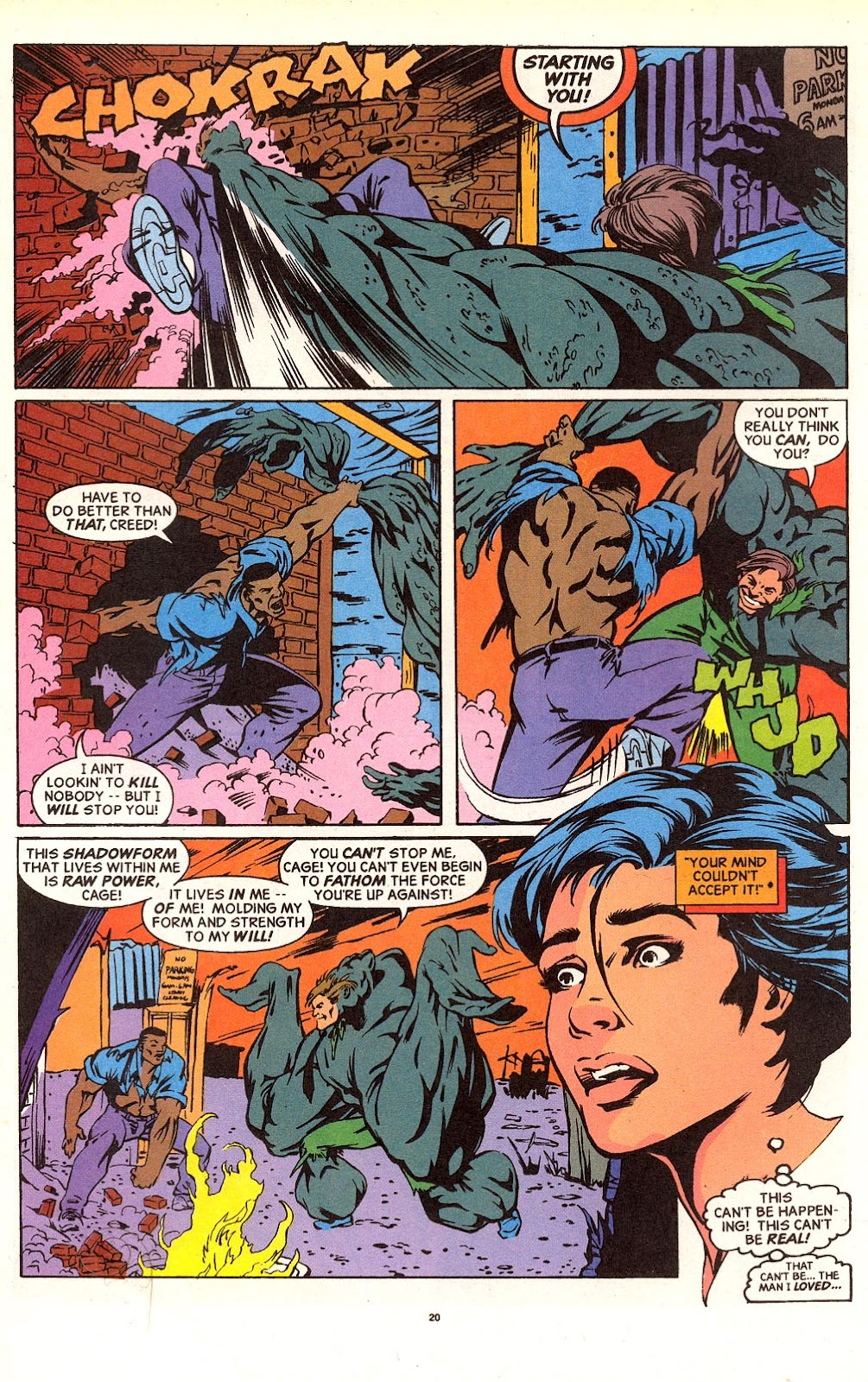 Cage (1992) issue 18 - Page 17