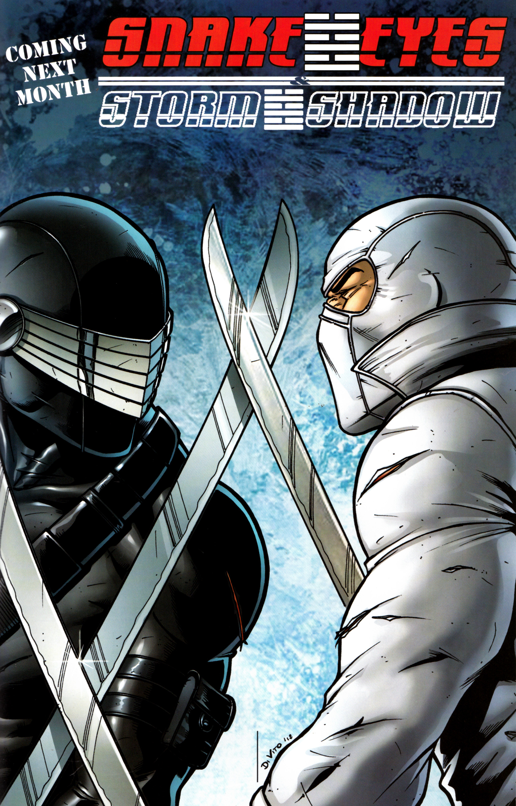 Read online Snake Eyes and Storm Shadow comic -  Issue #13 - 26