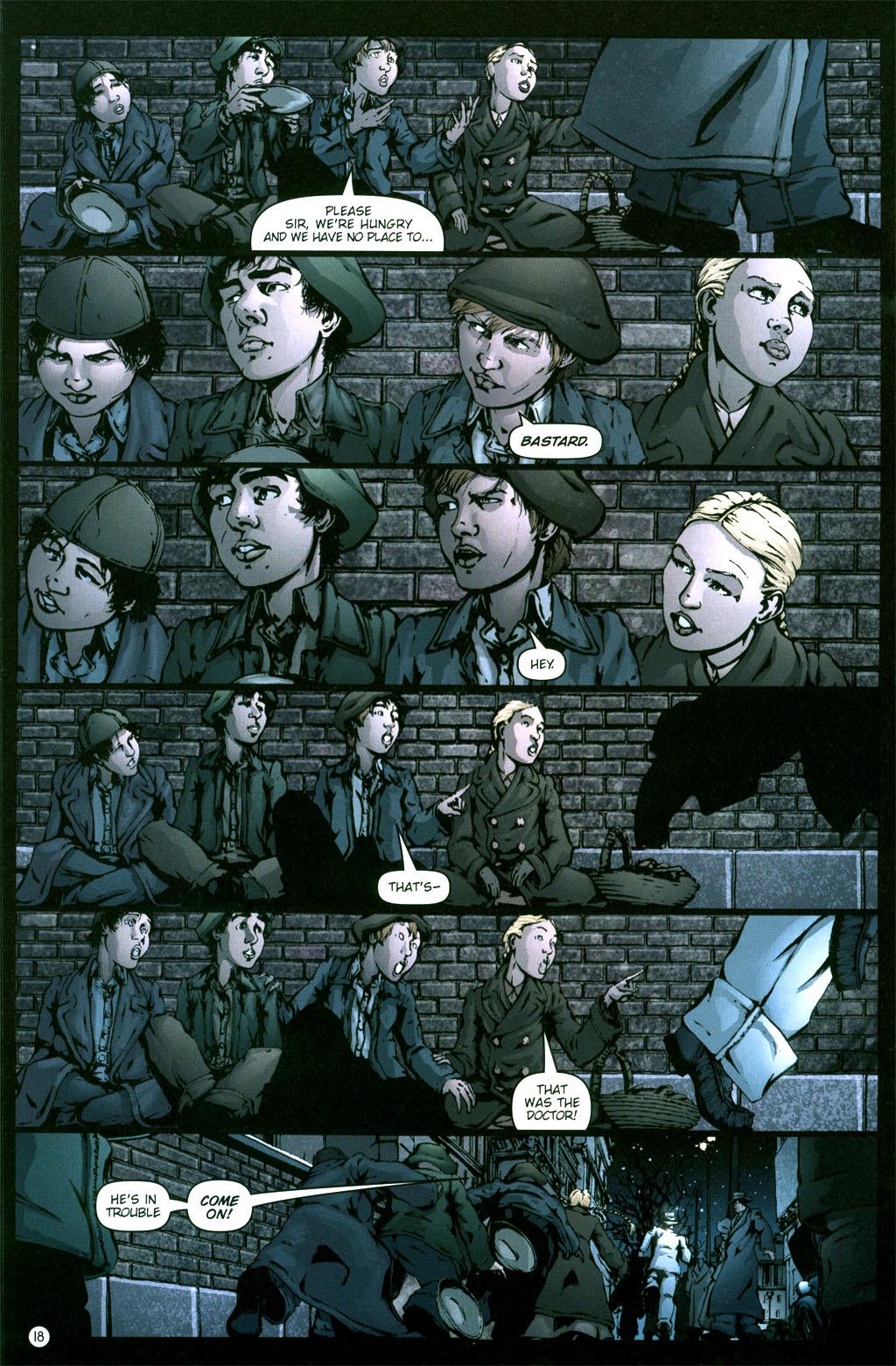 Read online Rex Mundi comic -  Issue #5 - 20